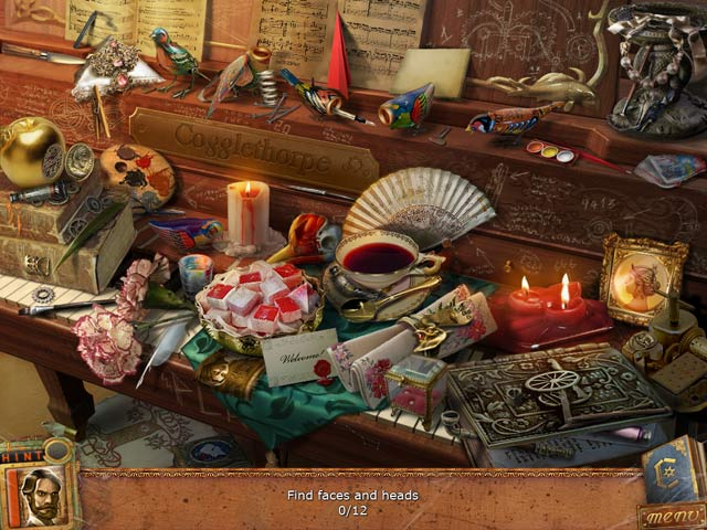 Video for Fantastic Creations: House of Brass