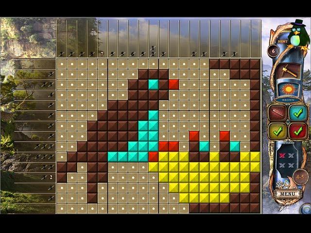 Fantasy mosaics 15 ancient land ipad iphone android for Big fish games mac
