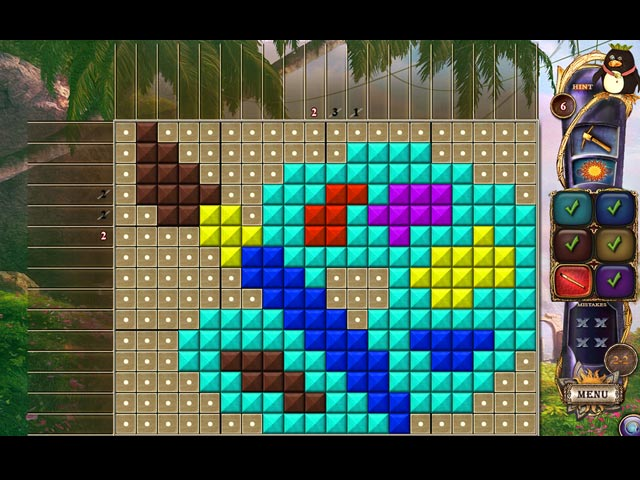 Fantasy mosaics 17 new palette ipad iphone android for Big fish games new