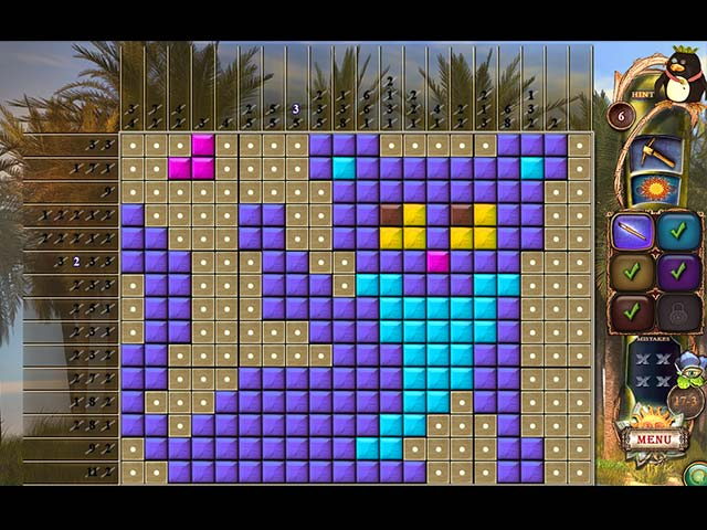 Fantasy mosaics 18 explore new colors ipad iphone for Big fish games new
