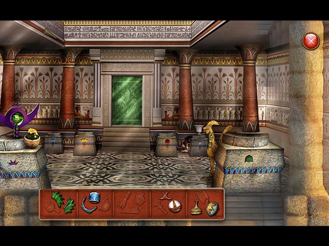 Fantasy Mosaics 47: Egypt Mysteries - Screenshot