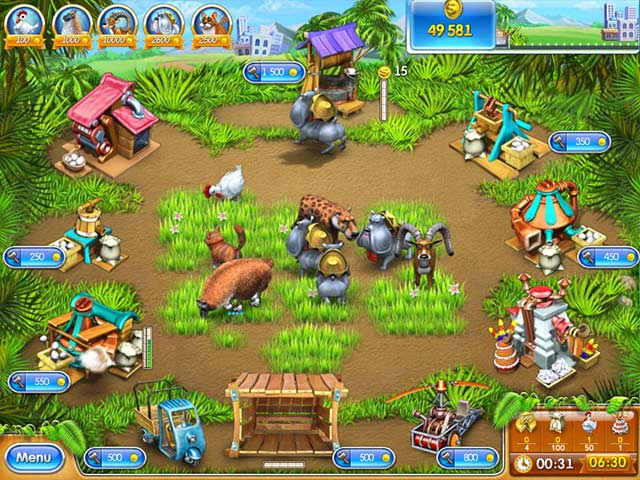 Farm Frenzy 3 > iPad, iPhone, Android, Mac & PC Game | Big Fish