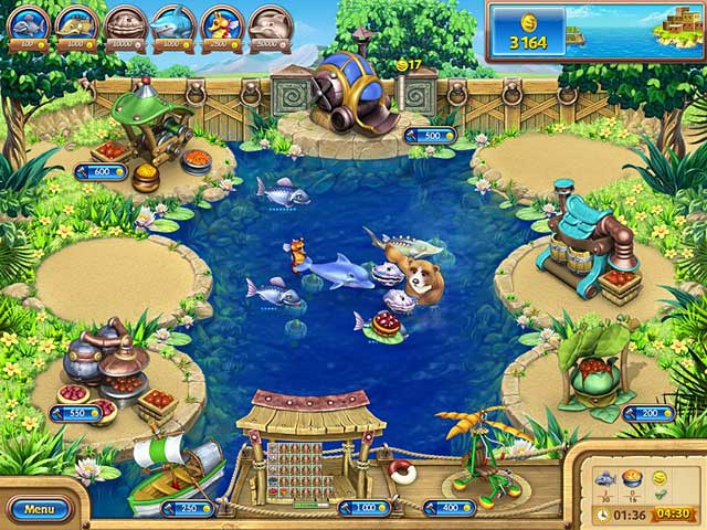 Video for Farm Frenzy: Gone Fishing