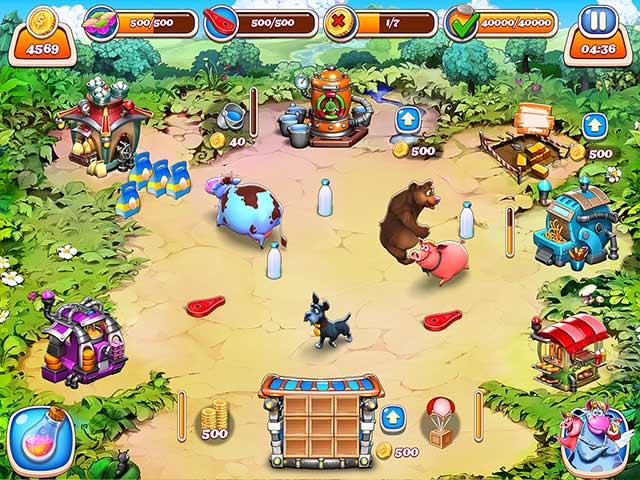 Farm Frenzy Inc  > iPad, iPhone, Android, Mac & PC Game