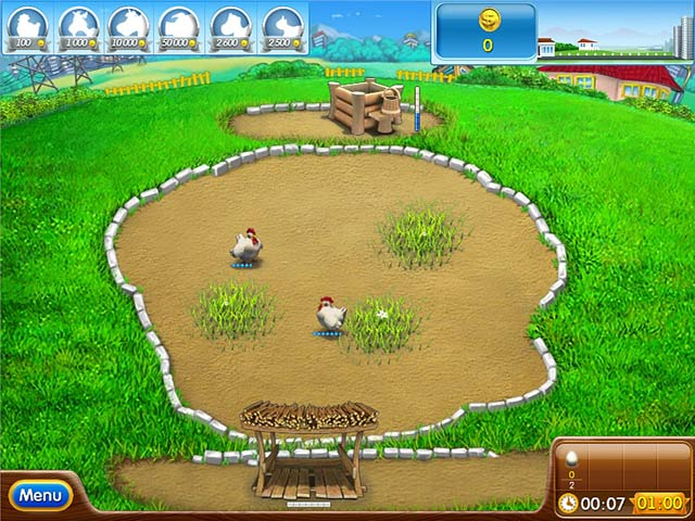 Farm frenzy pizza party ipad iphone android mac pc for Fish farm games