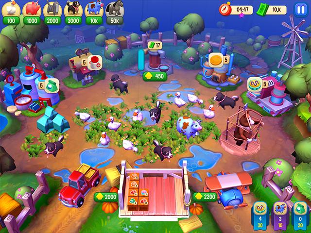 Farm Frenzy Refreshed - Screenshot