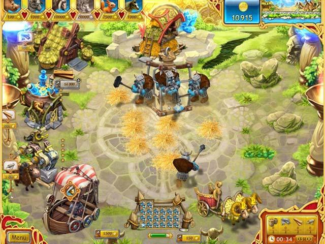 Farm Frenzy: Viking Heroes > iPad, iPhone, Android, Mac & PC