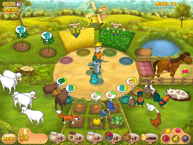 Image result for Farm Mania 2 Game Game Top