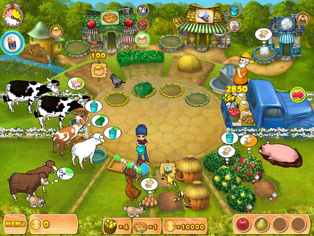 Farm mania ipad iphone android mac pc game big fish for Big fish cooking games