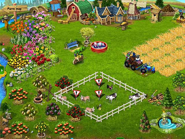 Farmerama > iPad, iPhone, Android, Mac & PC Game | Big Fish