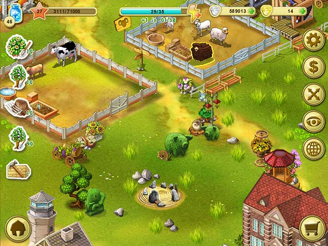 Farm Up > iPad, iPhone, Android, Mac & PC Game | Big Fish