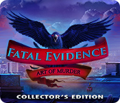 Fatal Evidence: Art of Murder (Collector's Edition)