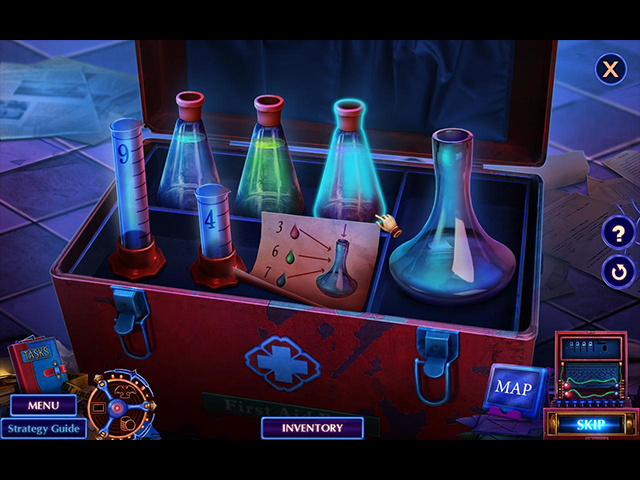 Fatal Evidence: Art of Murder - Screenshot 3