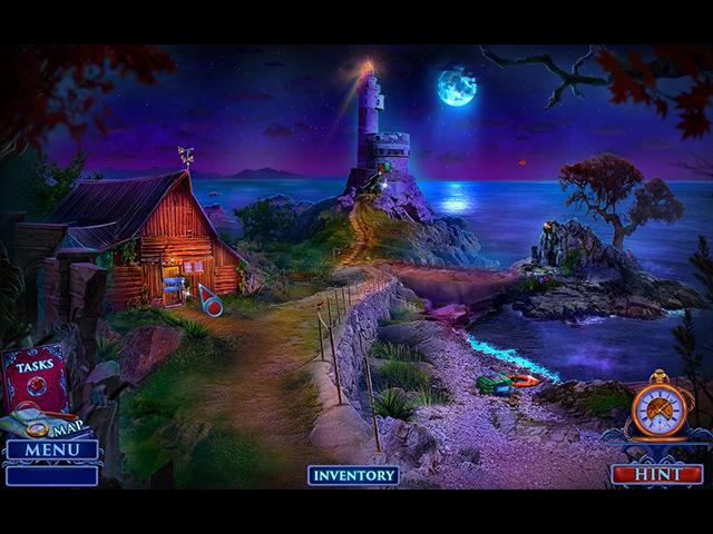 Fatal Evidence: The Cursed Island - Screenshot