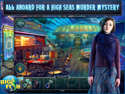 Screenshot for Fear for Sale: Endless Voyage Collector's Edition