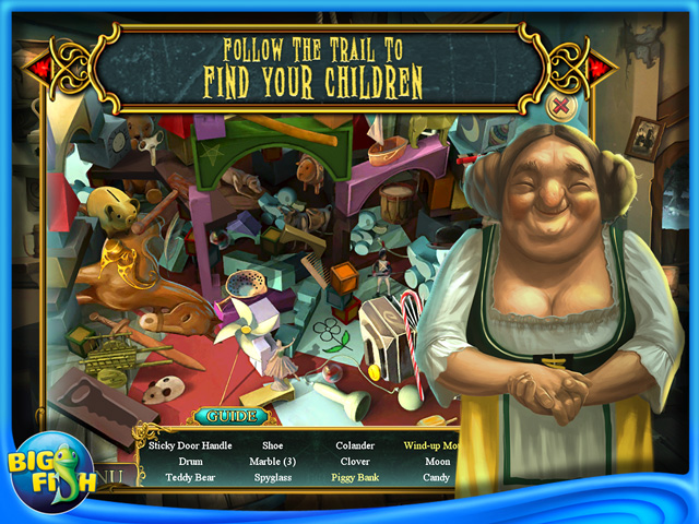 Fearful Tales: Hansel and Gretel CE (2013) PC [FINAL] version download