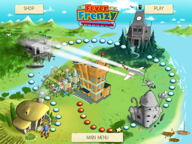 Fever frenzy ipad iphone android mac pc game big fish for Big fish games mac