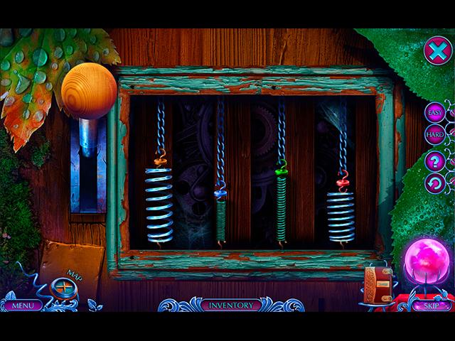 Fairy Godmother Stories: Little Red Riding Hood - Screenshot