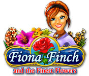 time management games software casual games  Fiona Finch and the Finest Flowers
