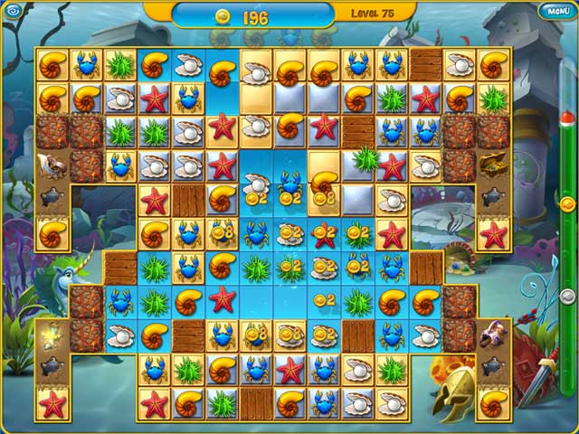 Fishdom 3 collector 39 s edition ipad iphone android mac for Big fish games video games