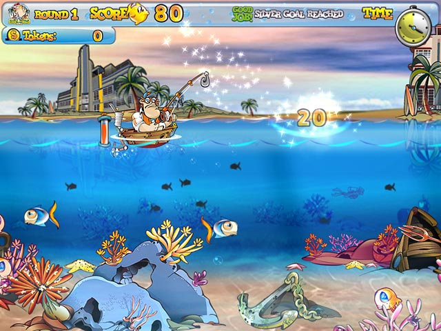 Fishing craze ipad iphone android mac pc game big for Game and fish