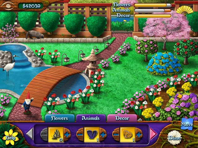 Flower paradise ipad iphone android mac pc game for Big fish casino promo codes