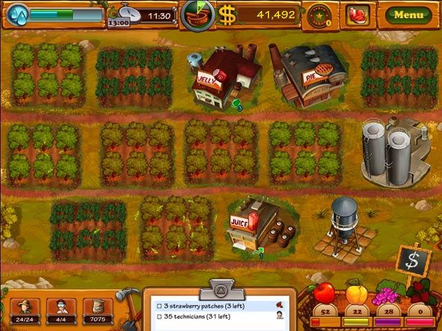 Fruits Inc. Game Description