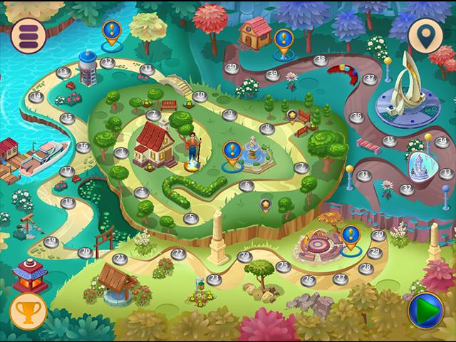 Garden City - Screenshot