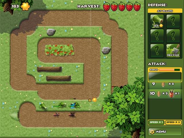 Garden Panic > iPad, iPhone, Android, Mac & PC Game | Big Fish