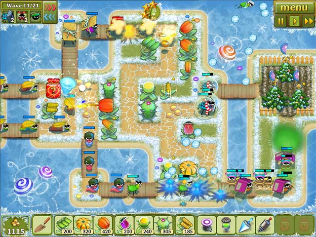 Garden Rescue Christmas Edition Ipad Iphone Android Mac Pc Game Big Fish