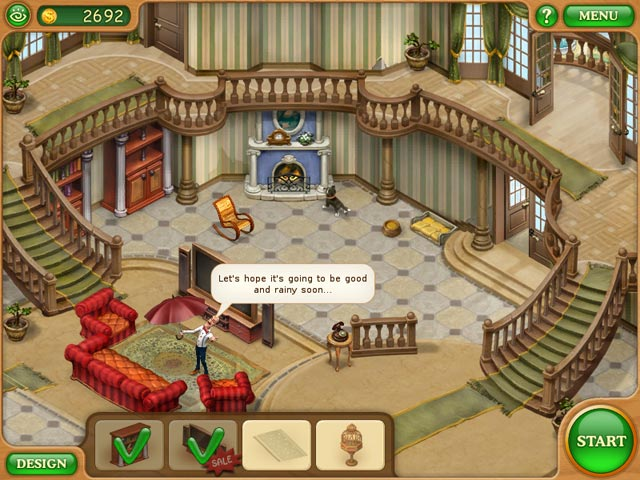 Gardenscapes mansion makeover ipad iphone android Free home decorating games