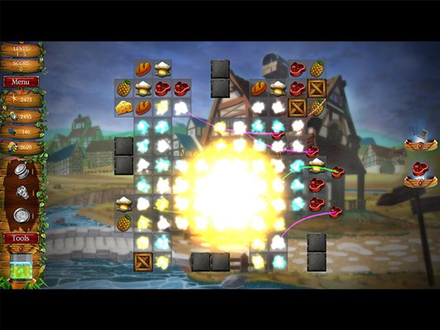Gaslamp Cases 2: The Haunted Village - Screenshot
