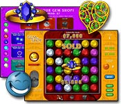software match 3 casual games  Gem Shop