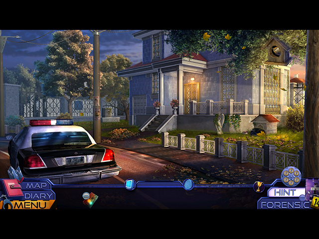 Ghost Files: Memory of a Crime Collector's Edition - Screenshot