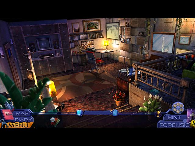 Ghost Files: Memory of a Crime - Screenshot