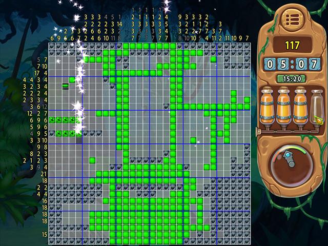 Gizmos: Jungle Adventures - Screenshot