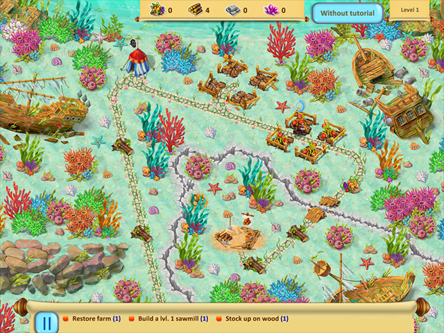 Gnomes Garden: Return Of The Queen - Screenshot