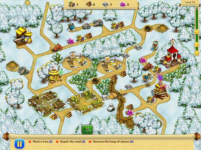 Gnomes Garden \u003e iPad, iPhone, Android, Mac \u0026 PC Game
