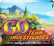 GO Team Investigates 2: Holiday at Cedar Creek Piers