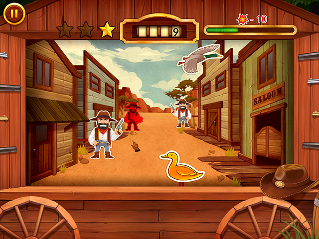 Golden Rails: Tales of the Wild West - Screenshot 2