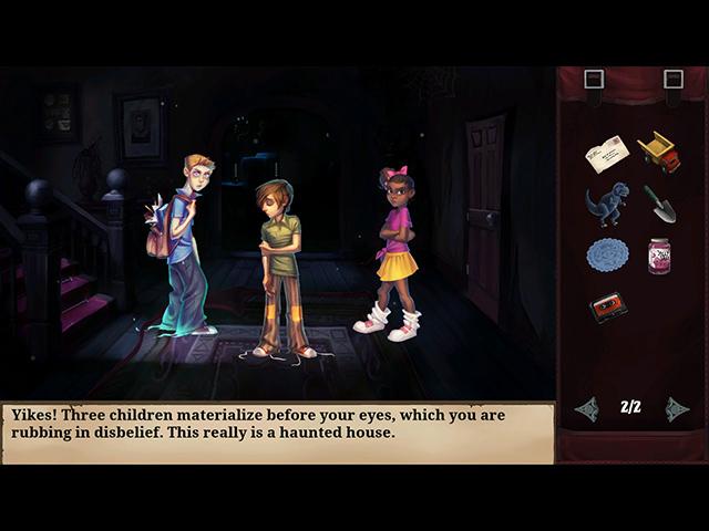 Goosebumps: The Game - Screenshot