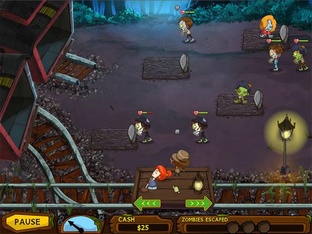Grave Mania 2: Pandemic Pandemonium Screen3