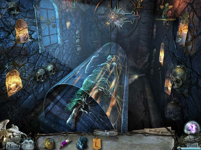Video for Gravely Silent: House of Deadlock Collector's Edition