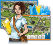time management games software city builders casual games  Green City