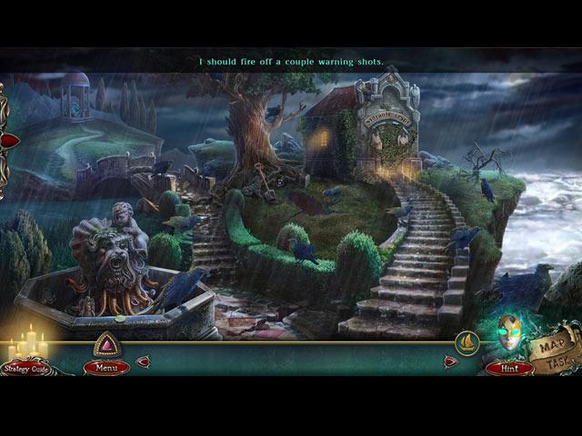 Grim Facade: Broken Sacrament - Screenshot 1