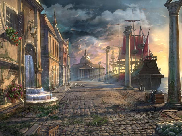 Video for Grim Facade: Mystery of Venice Collector's Edition