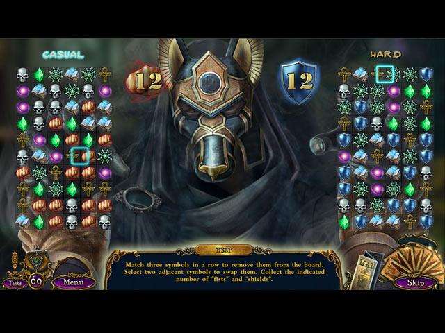 Grim Facade: The Message - Screenshot 2