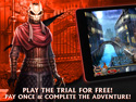 Screenshot for Grim Facade: The Red Cat Collector's Edition