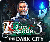 Grim Legends 3: The Dark City Walkthrough