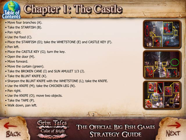 Grim tales color of fright strategy guide ipad iphone for Big fish casino promo codes